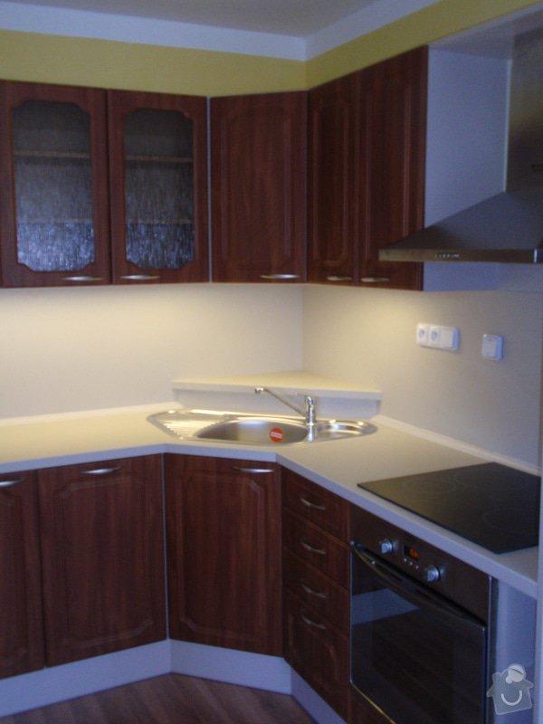 Výroba a montáž kuchyňské linky (41108): P5232319