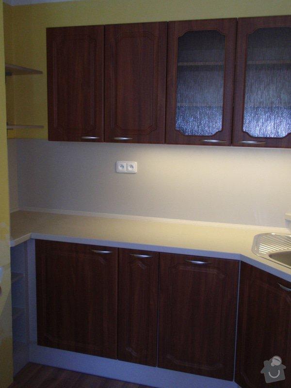 Výroba a montáž kuchyňské linky (41108): P5232320