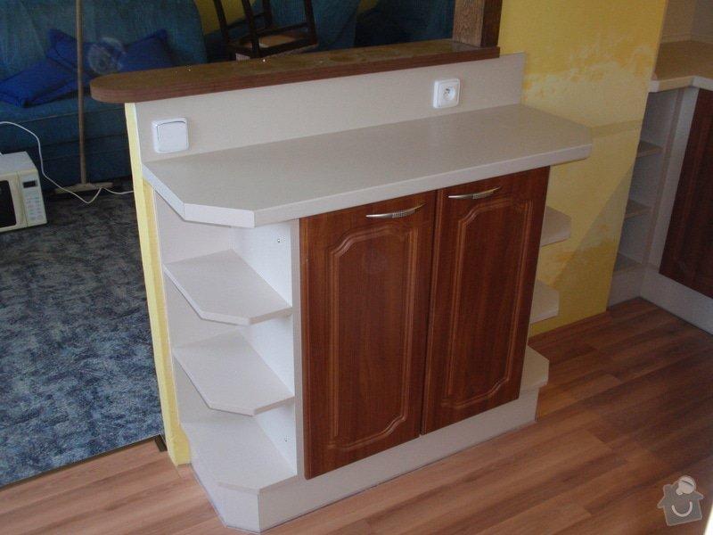 Výroba a montáž kuchyňské linky (41108): P5232323