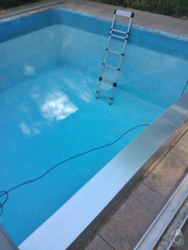 Izolace bazénu Andrea Svítilová-Vranov u Brna: WP_000157