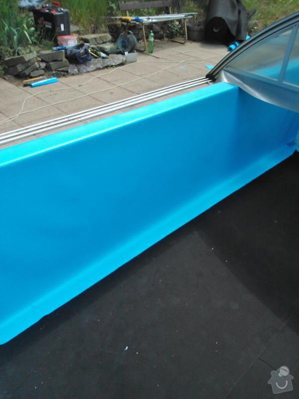 Izolace bazénu Andrea Svítilová-Vranov u Brna: WP_000158