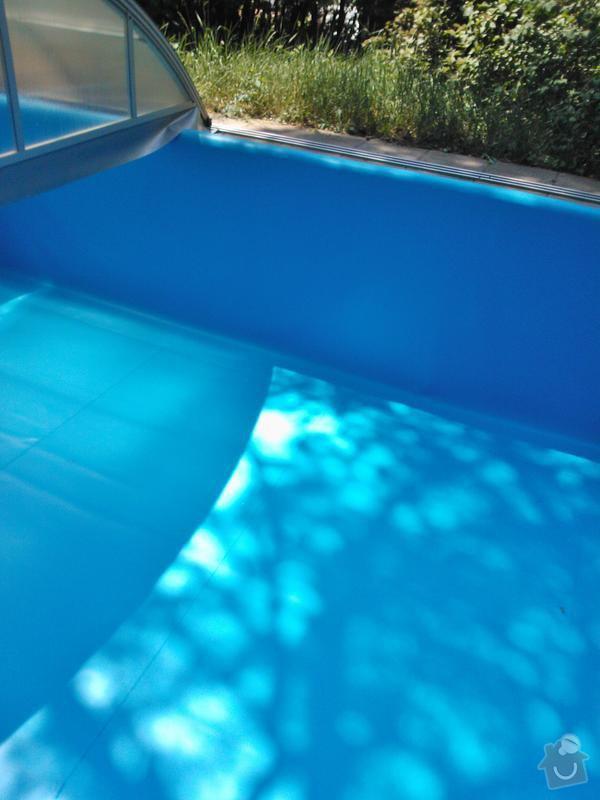 Izolace bazénu Andrea Svítilová-Vranov u Brna: WP_000161