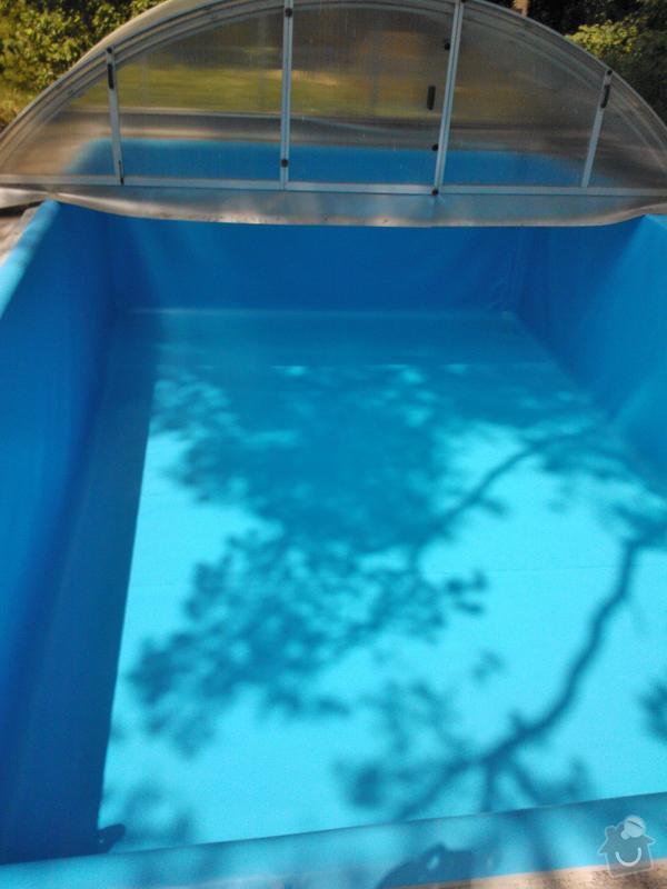 Izolace bazénu Andrea Svítilová-Vranov u Brna: WP_000164