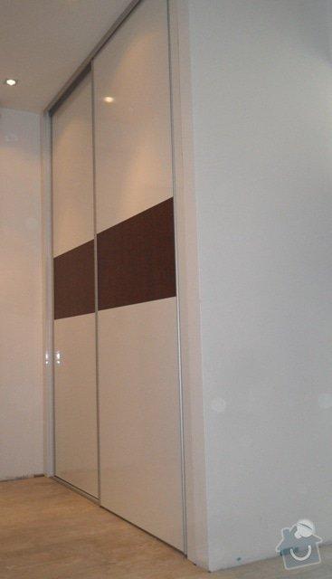Rekonstrukce paneloveho bytu: vestavka