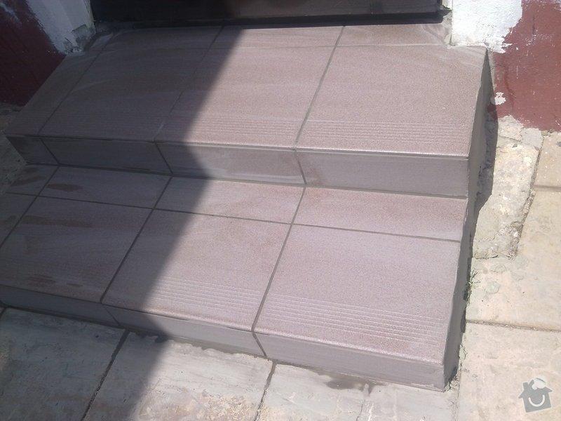 Zdění, opravy zdí, obklady schodů a betonování: 26052012625