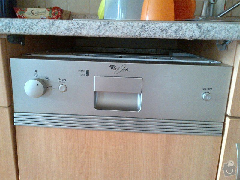 Opetovna instalace mycky do kuchynske linky: IMG-20120521-00015