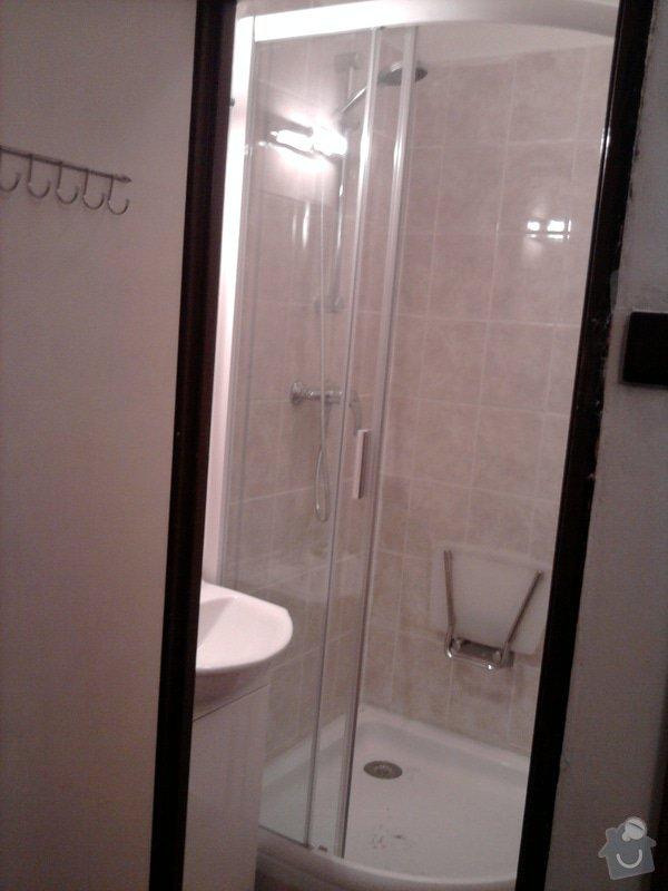 Rekonstrukce bytového jádra, kuchyně, koupelny a toalety.: Fotografie2480