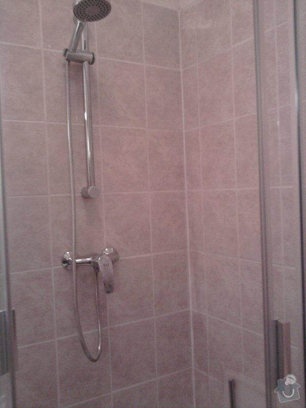 Rekonstrukce bytového jádra, kuchyně, koupelny a toalety.: Fotografie2481