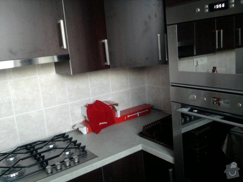 Rekonstrukce bytového jádra, kuchyně, koupelny a toalety.: Fotografie2489