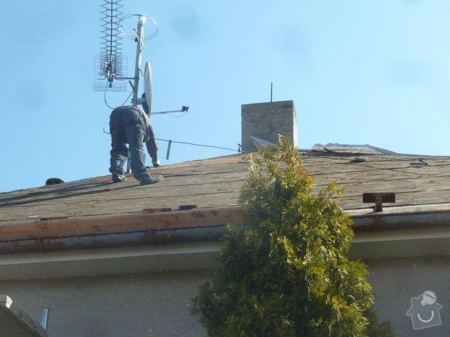 Rekonstrukce střechy- výměna krytiny: P1070056