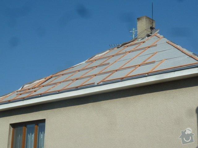 Rekonstrukce střechy- výměna krytiny: P1070060