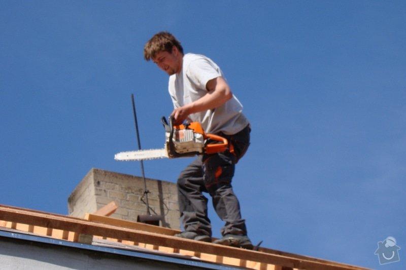 Rekonstrukce střechy- výměna krytiny: DSC05835