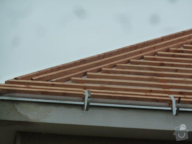 Rekonstrukce střechy- výměna krytiny: P1070172