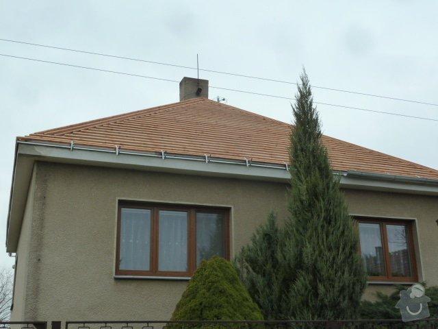 Rekonstrukce střechy- výměna krytiny: P1070171