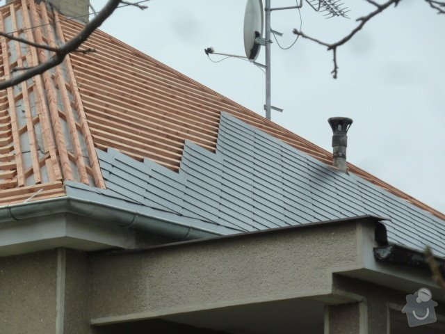 Rekonstrukce střechy- výměna krytiny: P1070174