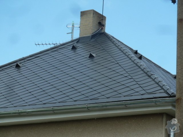 Rekonstrukce střechy- výměna krytiny: P1070671