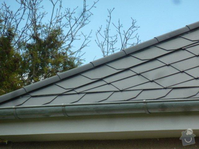 Rekonstrukce střechy- výměna krytiny: P1070666