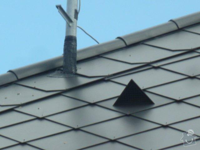 Rekonstrukce střechy- výměna krytiny: P1070668
