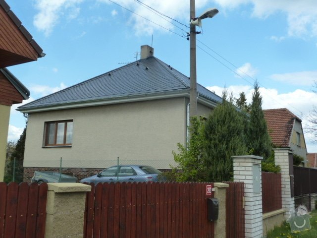 Rekonstrukce střechy- výměna krytiny: P1070670