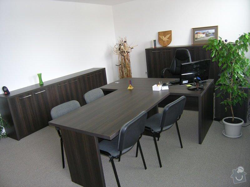 Výroba a montáž kancelářského nábytku: P1011717