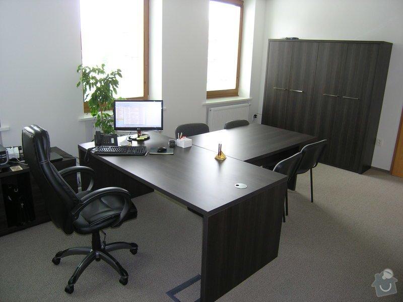 Výroba a montáž kancelářského nábytku: P1011719
