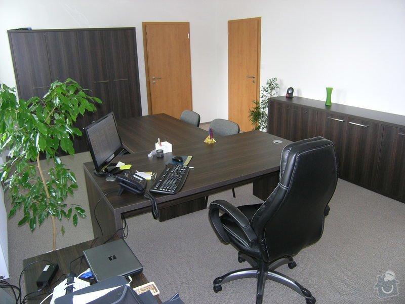 Výroba a montáž kancelářského nábytku: P1011720