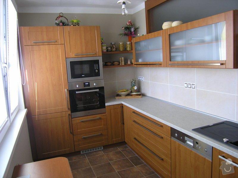 Kuchyňská linka: P1011708