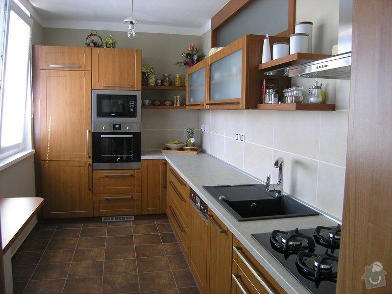 Kuchyňská linka: P1011710