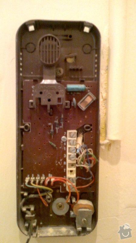 Oprava bytovych zvonku Palmovka: 23052012130