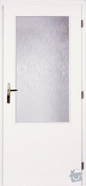 Výměna 9 ks zakoupených interiérových dveří: 002285