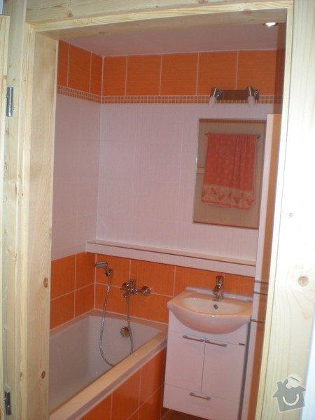 Kompletní rekonstrukce bytového jádra,kuchyně: 156-01-Turnov-Vysinka