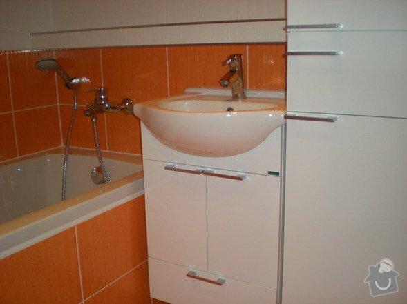 Kompletní rekonstrukce bytového jádra,kuchyně: 156-04