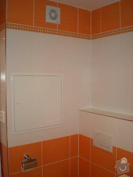 Kompletní rekonstrukce bytového jádra,kuchyně: 156-13
