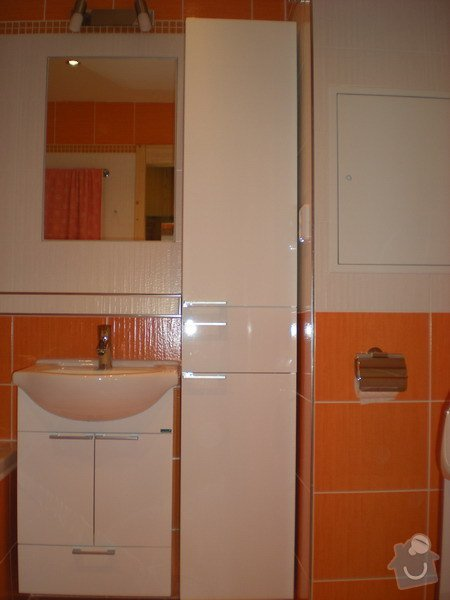 Kompletní rekonstrukce bytového jádra,kuchyně: 156-17