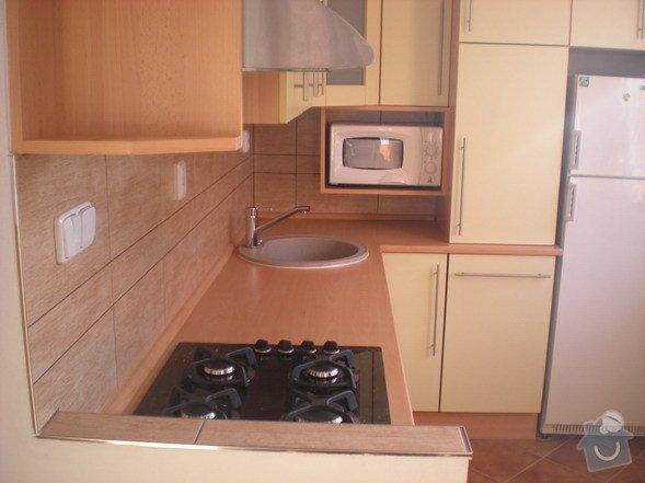 Kompletní rekonstrukce bytového jádra,kuchyně: 156-19