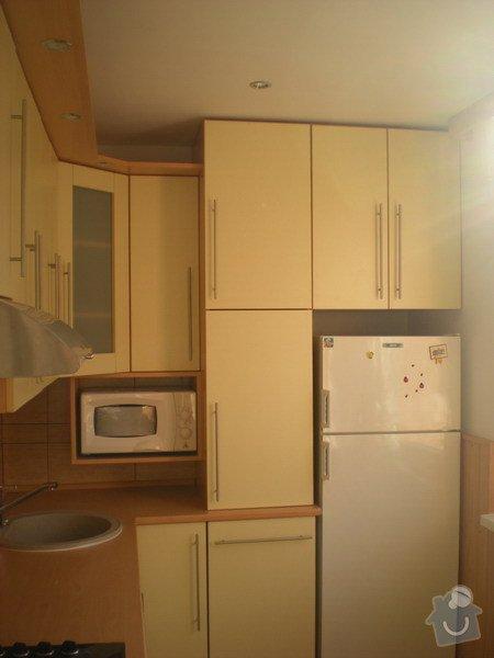 Kompletní rekonstrukce bytového jádra,kuchyně: 156-29