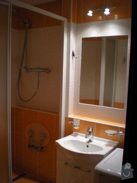 Kompletní přestavba koupelny ve starším rod.domě dle požadavku.: 158-01-Pasterni-Jermanice
