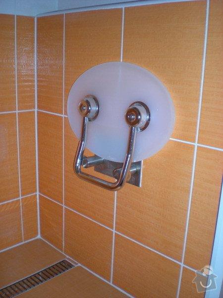 Kompletní přestavba koupelny ve starším rod.domě dle požadavku.: 158-04