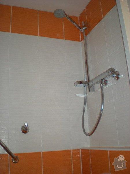 Kompletní přestavba koupelny ve starším rod.domě dle požadavku.: 158-08