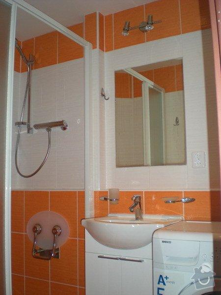 Kompletní přestavba koupelny ve starším rod.domě dle požadavku.: 158-09