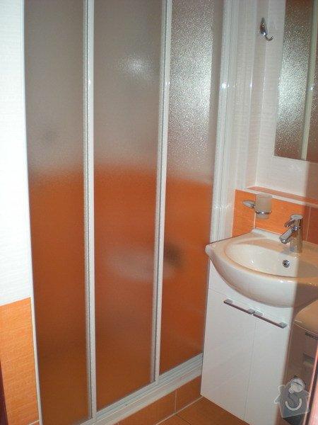 Kompletní přestavba koupelny ve starším rod.domě dle požadavku.: 158-10