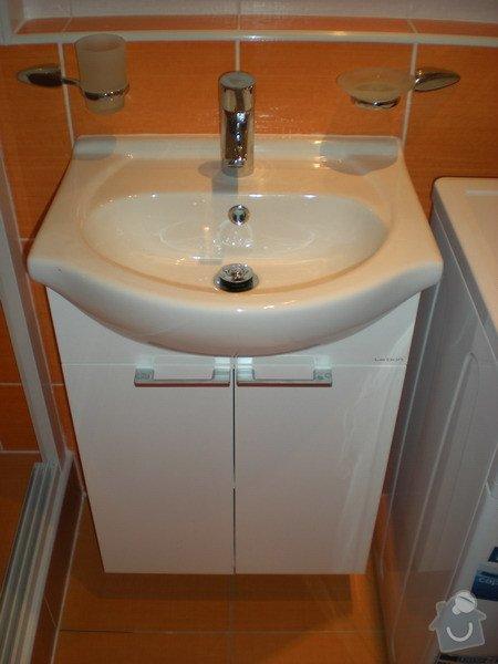 Kompletní přestavba koupelny ve starším rod.domě dle požadavku.: 158-11