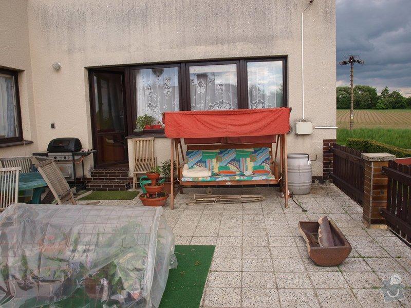 Izolace terasy RD Najmanových : 353