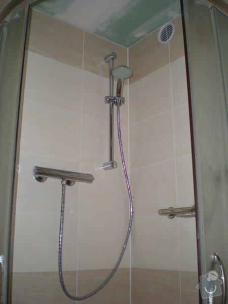 Kompletní rekonstrukce koupelny a toalety : 159-02