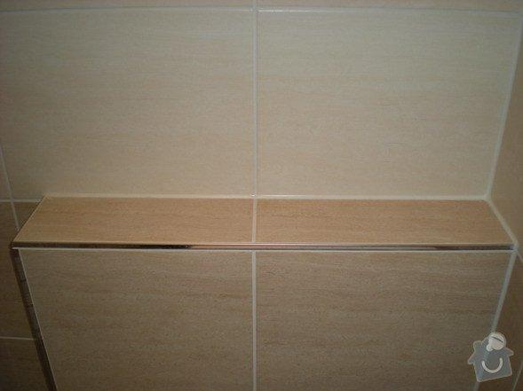 Kompletní rekonstrukce koupelny a toalety : 159-08