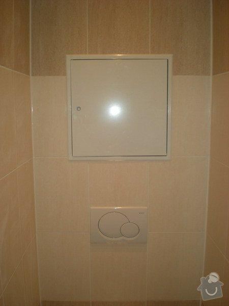 Kompletní rekonstrukce koupelny a toalety : 159-10