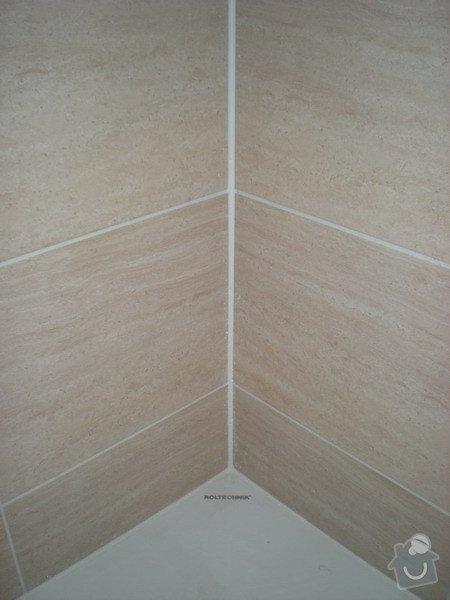 Kompletní rekonstrukce koupelny a toalety : 159-03