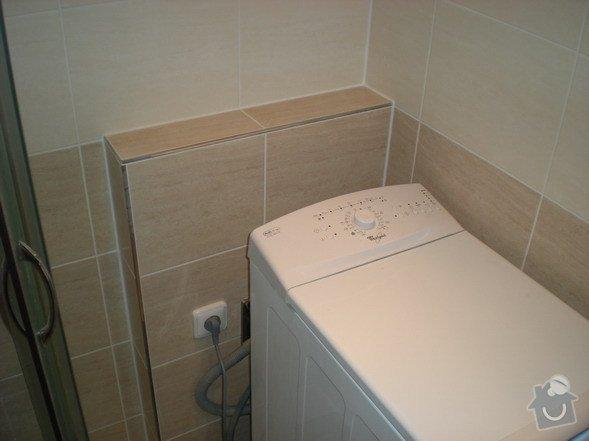 Kompletní rekonstrukce koupelny a toalety : 159-07