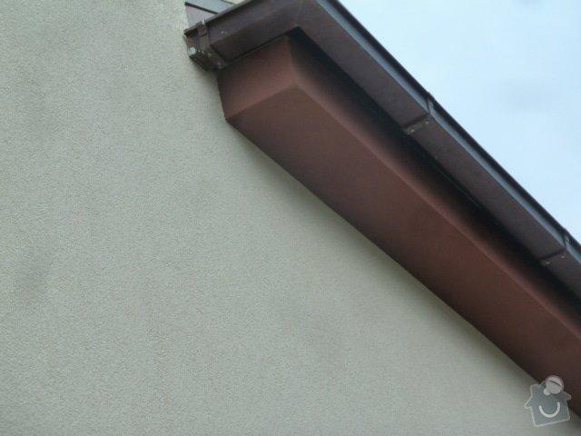 Zateplení fasády RD- Rockwool: P1080363
