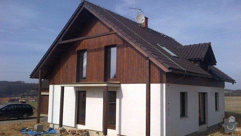 Zhotovení střechy a krovu: 2012-03-27-052